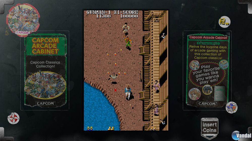 Imagen 36 de Capcom Arcade Cabinet XBLA para Xbox 360