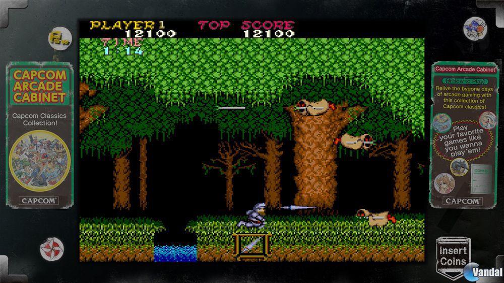 Imagen 37 de Capcom Arcade Cabinet XBLA para Xbox 360
