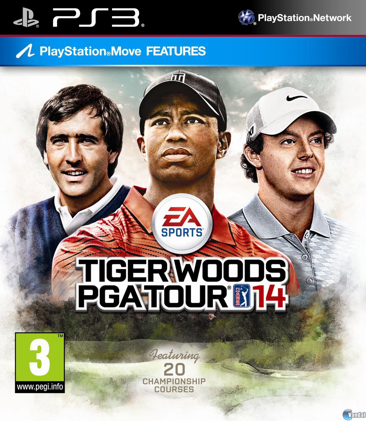 Tiger Woods Pga Tour Wii Game