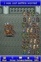Imagen 2 de Final Fantasy: All The Bravest para iPhone