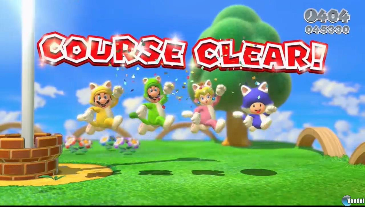 Videos De Super Mario 3d World Para Wii U