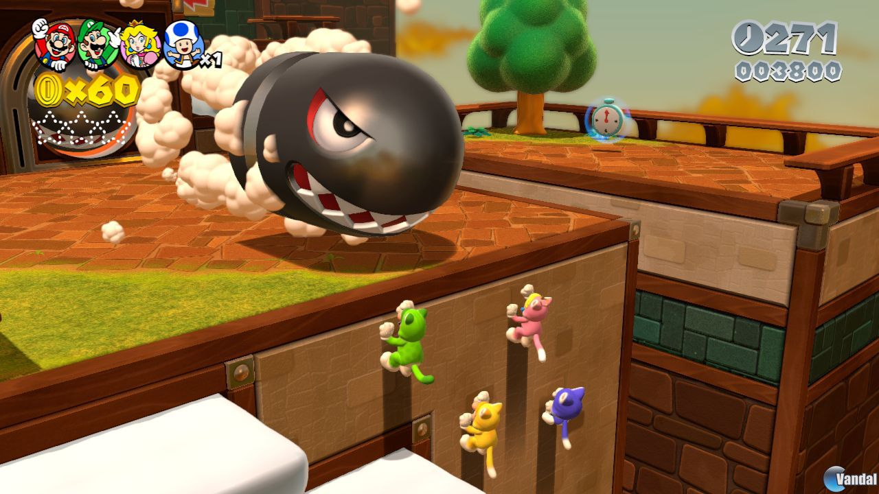 Wii U ... marca la diferencia