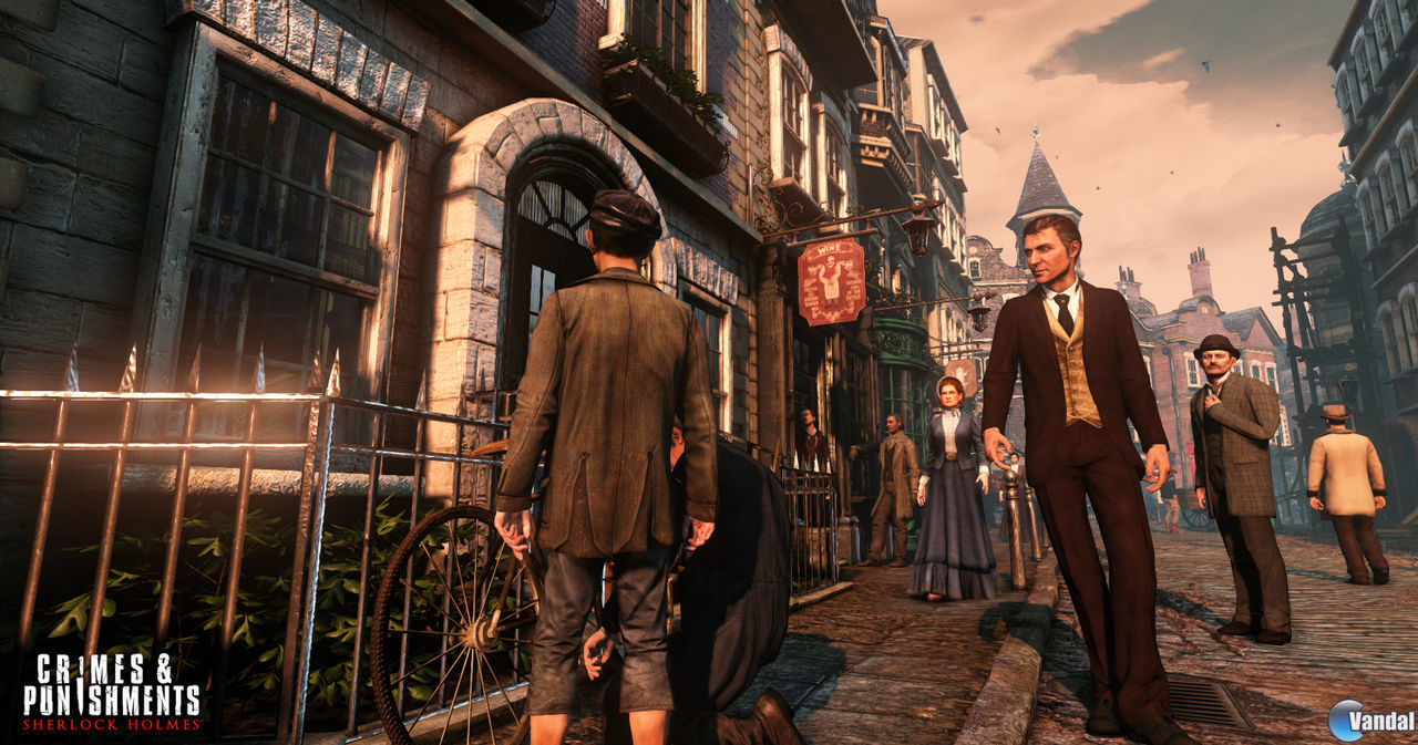 Imagen 39 de Sherlock Holmes: Crimes & Punishments para Xbox One