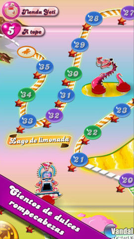 Imagen 4 de Candy Crush Saga para iPhone