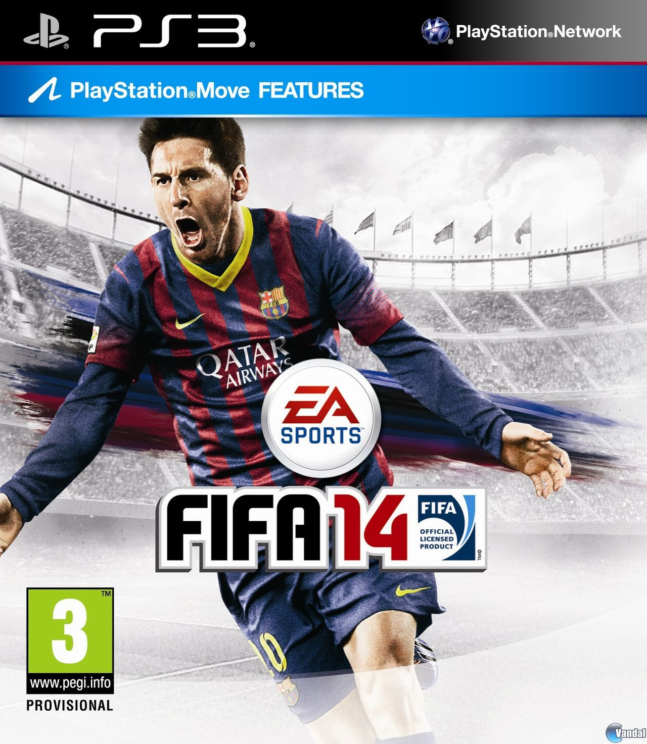 Imagen 23 de FIFA 14 para PlayStation 3