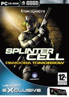 Splinter Cell: Pandora Tomorrow para Ordenador