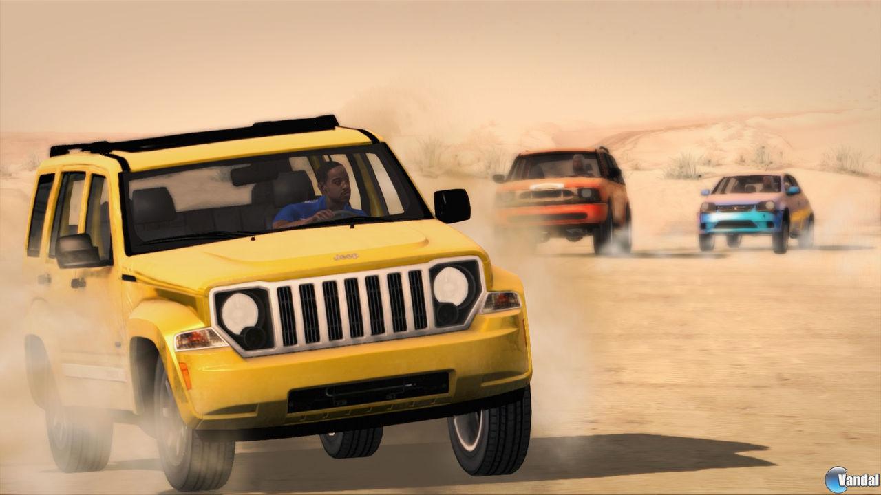 Imagen 7 de Fast & Furious: Showdown para Wii U