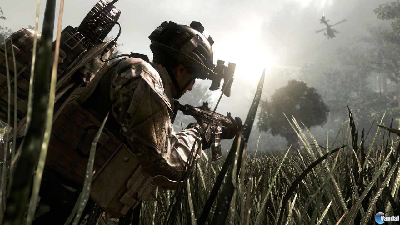 Imagen 3 de Call of Duty: Ghosts para Xbox 360