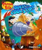 Carátula Phineas and Ferb: Quest for Cool Stuff para Wii
