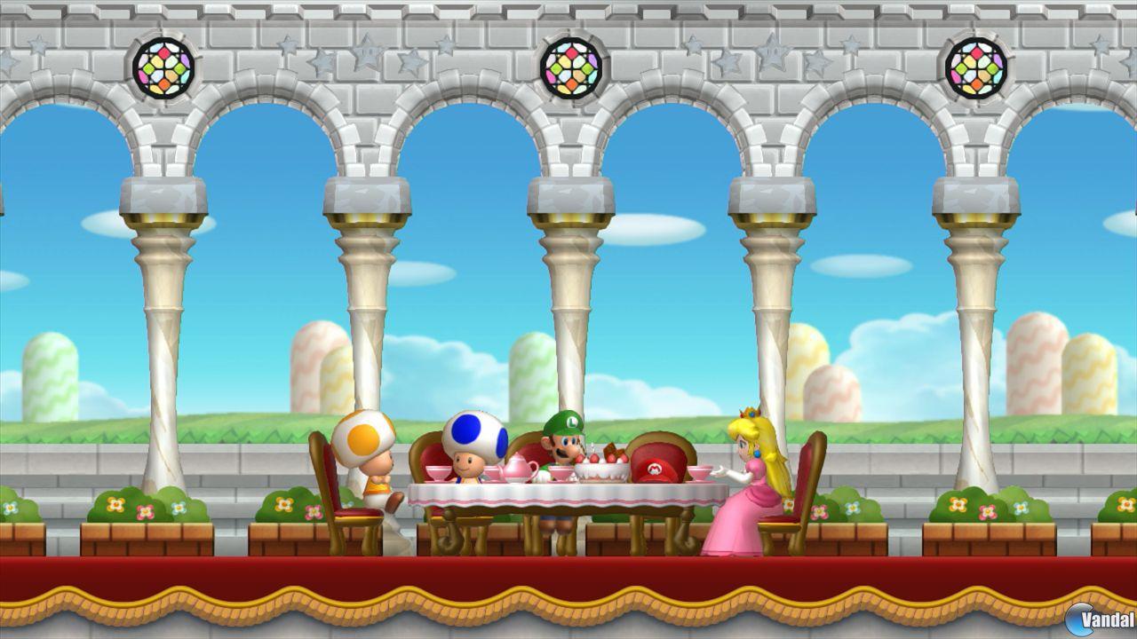 Imagen 17 de New Super Luigi U para Wii U