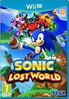 Sonic Lost World para Wii U
