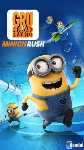 Imagen 5 de Gru mi villano favorito: Minion Rush para iPhone