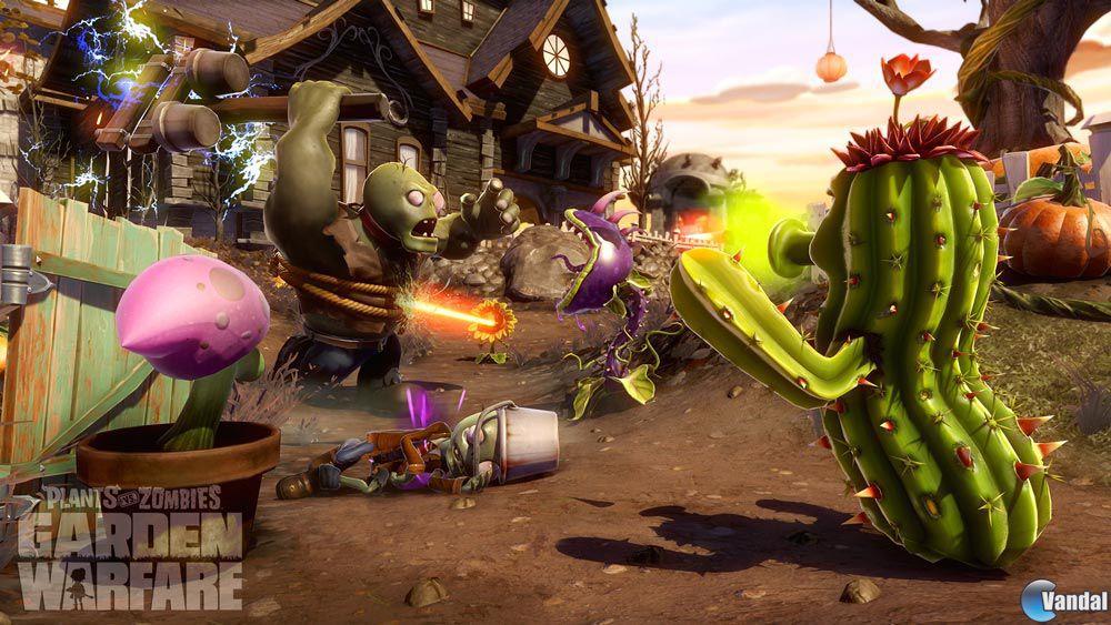 Imagen Plants Vs Zombies Garden Warfare Xbox 360 Imagen 5