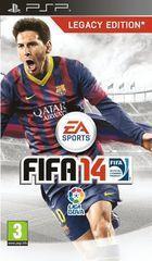 Carátula FIFA 14 para PSP