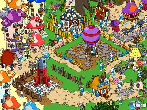 La aldea de los Pitufos - Juego Android