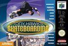 Carátula Tony Hawk's Pro Skater para Nintendo 64