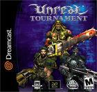 Carátula Unreal Tournament (2001) para Dreamcast