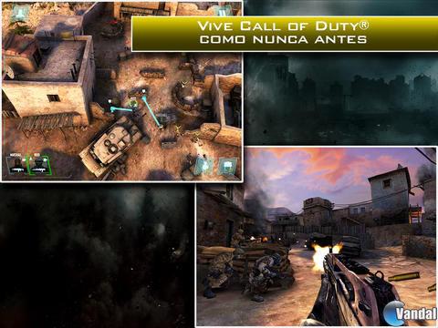 Imagen 1 de Call of Duty: Strike Team para iPhone