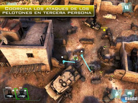 Imagen 2 de Call of Duty: Strike Team para iPhone