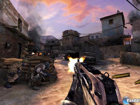 Imagen 3 de Call of Duty: Strike Team para iPhone