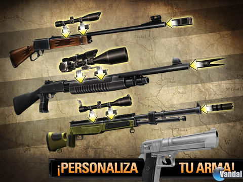 Imagen 3 de Deer Hunter 2014 para iPhone