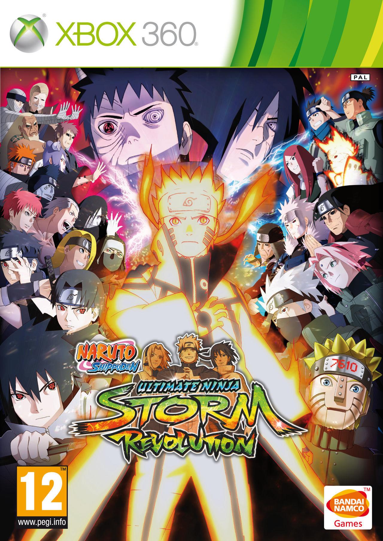 Naruto Shippuden Ultimate Ninja