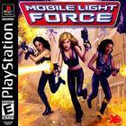 Carátula Mobile Light Force para PS One