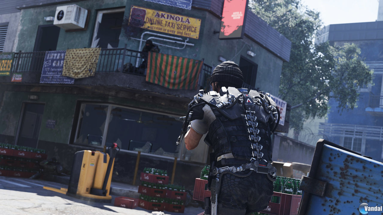 Imagen 36 de Call of Duty: Advanced Warfare para PlayStation 4