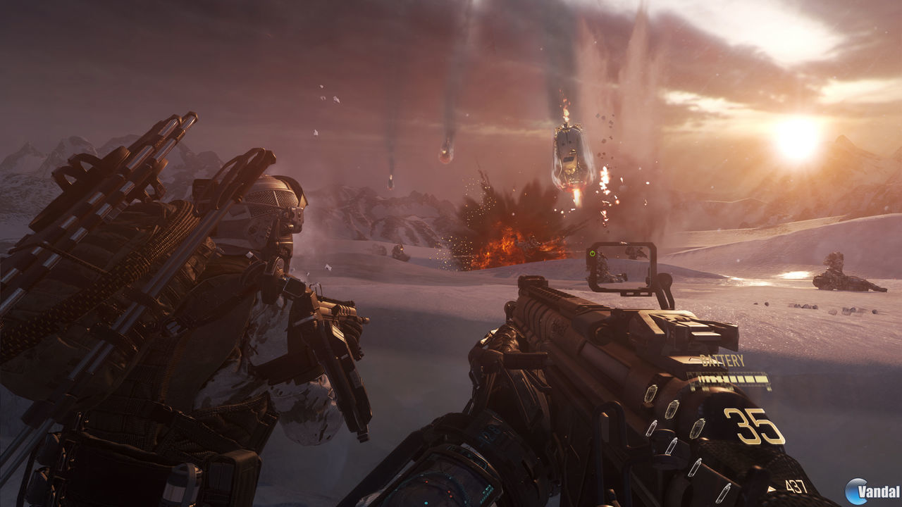 Imagen 35 de Call of Duty: Advanced Warfare para PlayStation 3