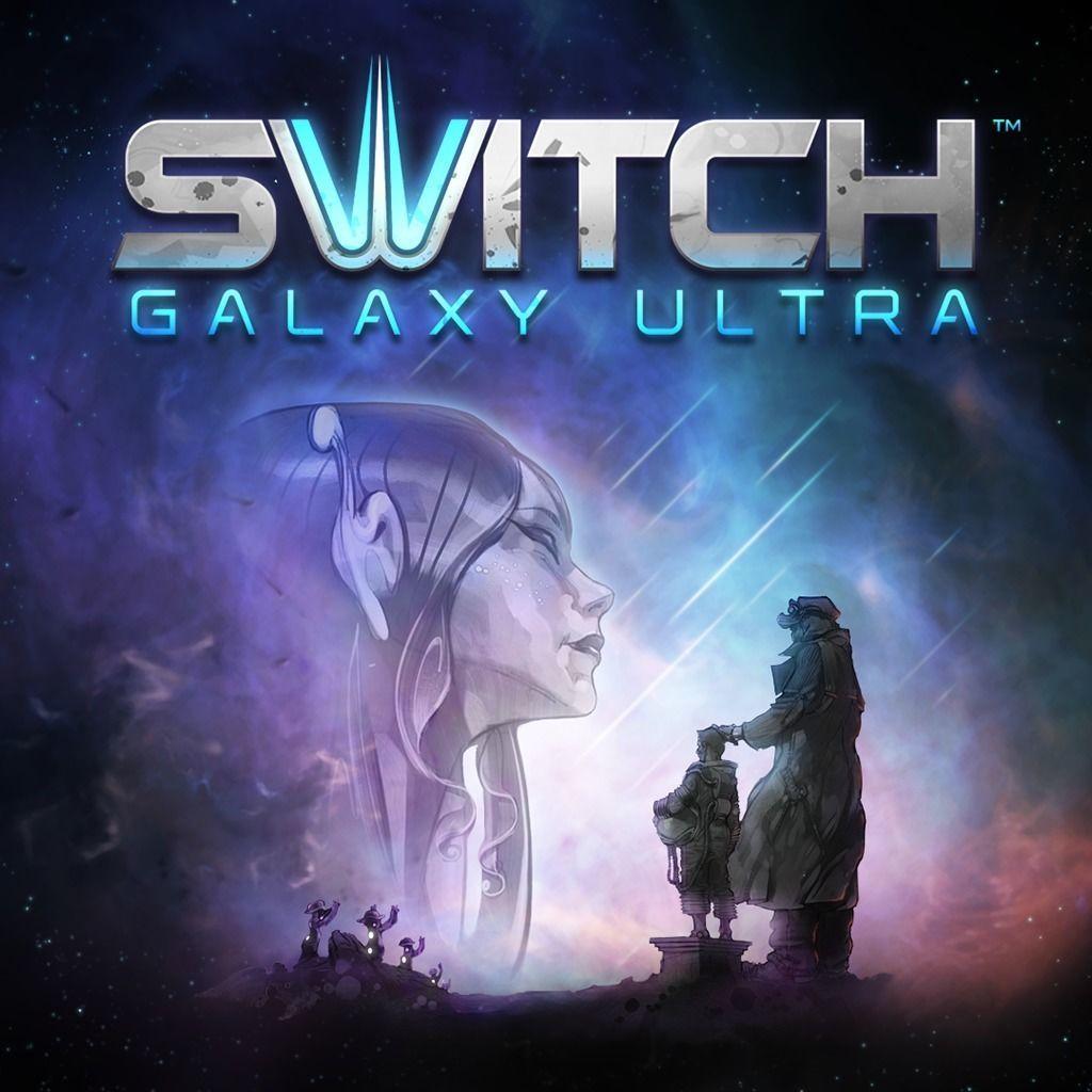 Carátula de Switch Galaxy Ultra para PlayStation 4