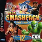 Carátula Sega Smash Pack Vol. 1 para Dreamcast