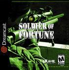 Carátula Soldier of Fortune para Dreamcast
