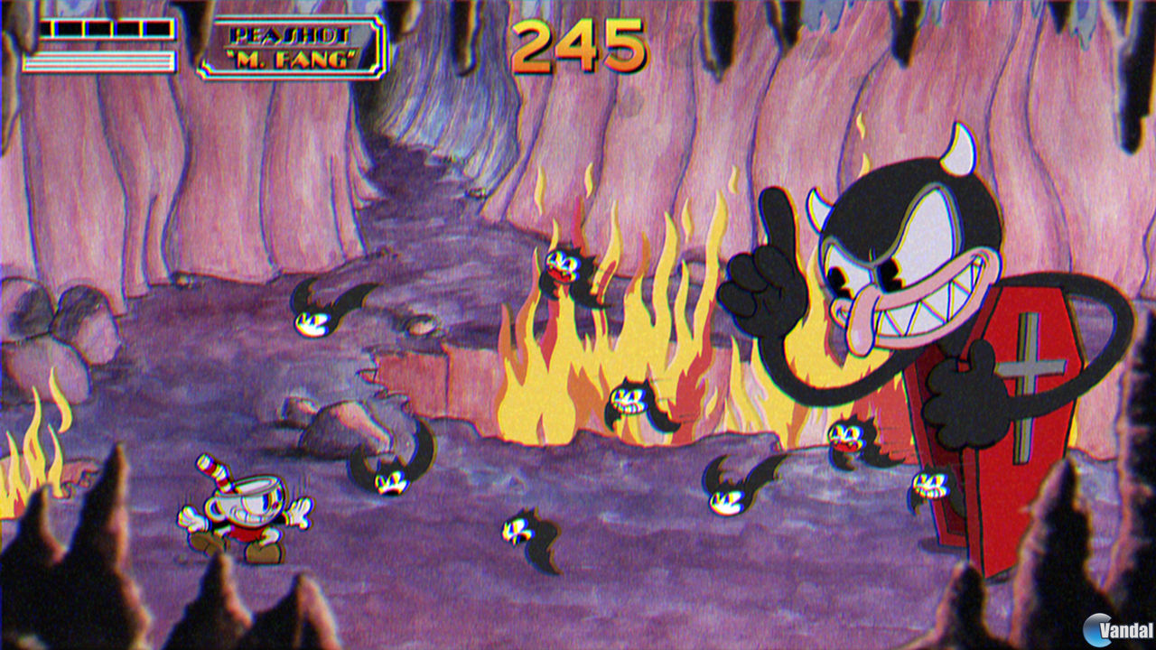 Imagen 1 de Cuphead para Xbox One
