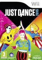 Carátula Just Dance 2015 para Wii