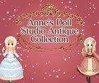 Carátula Anne's Doll Studio: Antique Collection DSiW para Nintendo DS