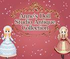 Carátula Anne's Doll Studio: Antique Collection DSiW para Nintendo DS