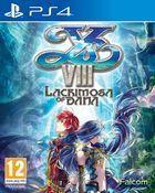 Carátula Ys VIII: Lacrimosa of Dana para PlayStation 4