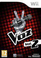 Carátula La Voz vol. 2 para Wii