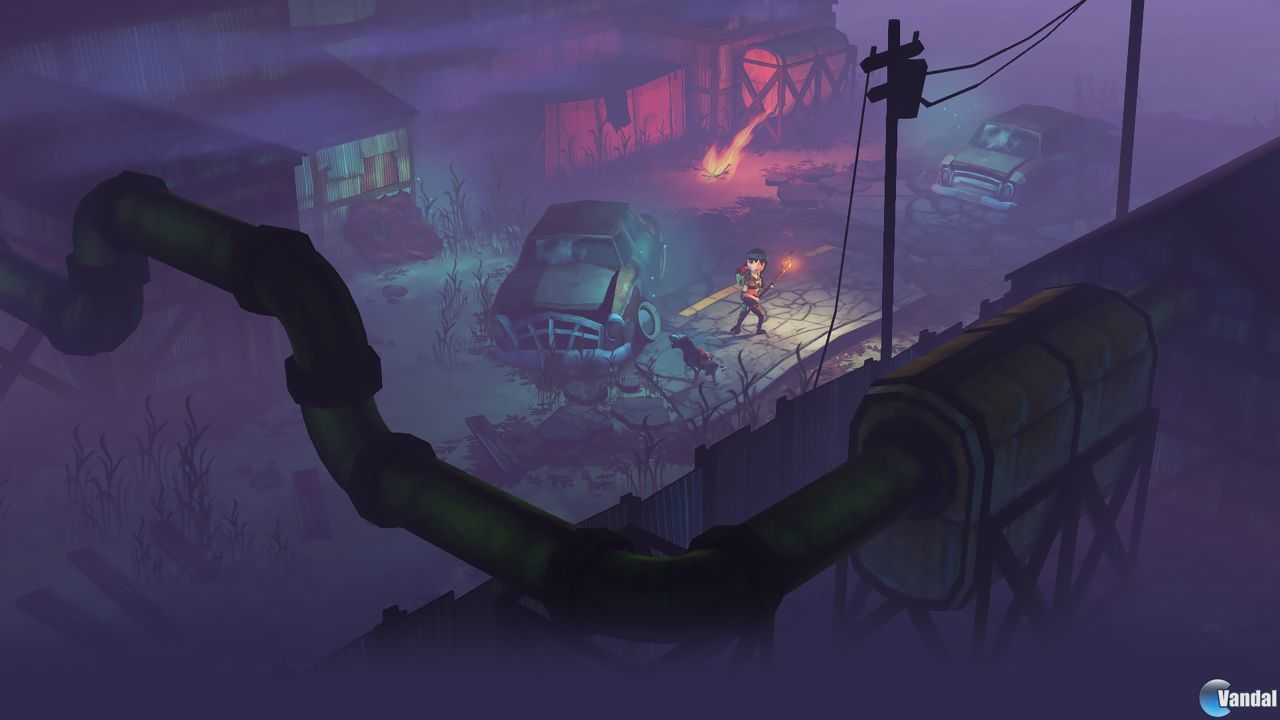 Imagen 1 de The Flame in the Flood: The Complete Edition para PlayStation 4