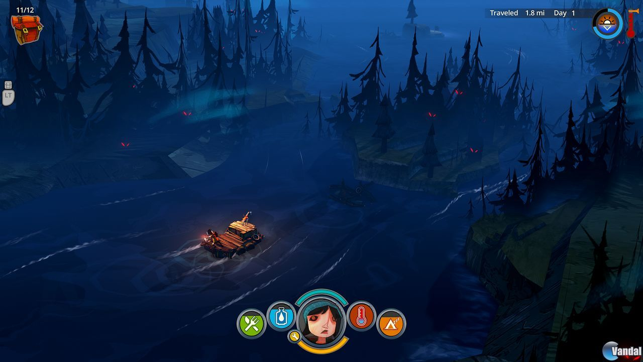 Imagen 10 de The Flame in the Flood: The Complete Edition para PlayStation 4