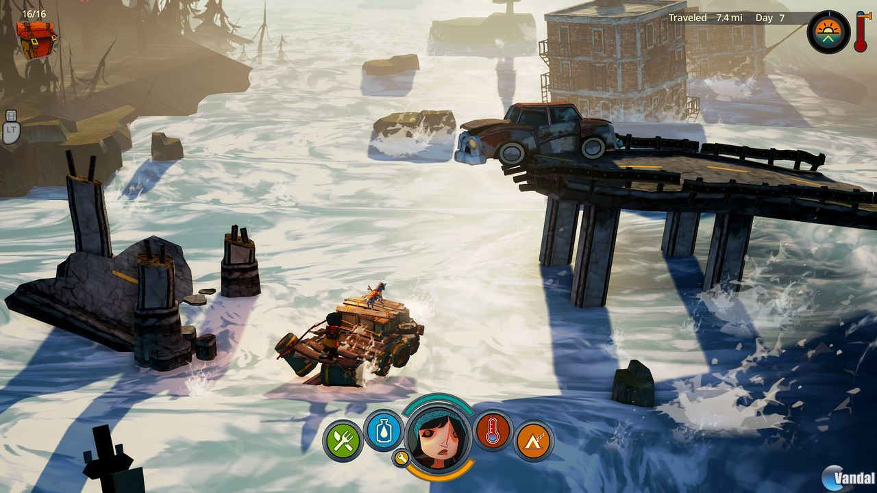Imagen 11 de The Flame in the Flood: The Complete Edition para PlayStation 4