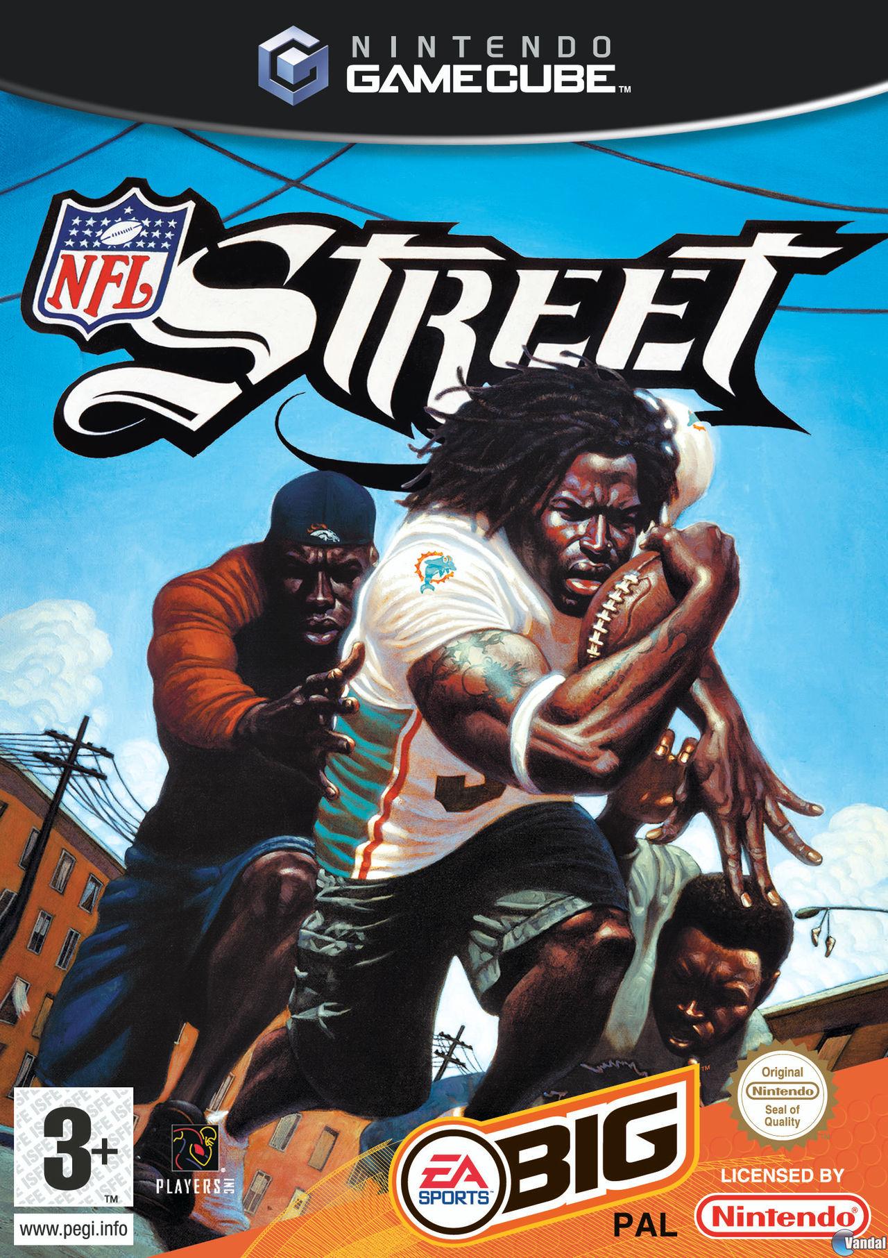 Imagen 1 de NFL Street para GameCube
