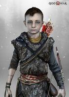 Imagen 2 God of War nos presenta en dos nuevos artes a Kratos y a su hijo