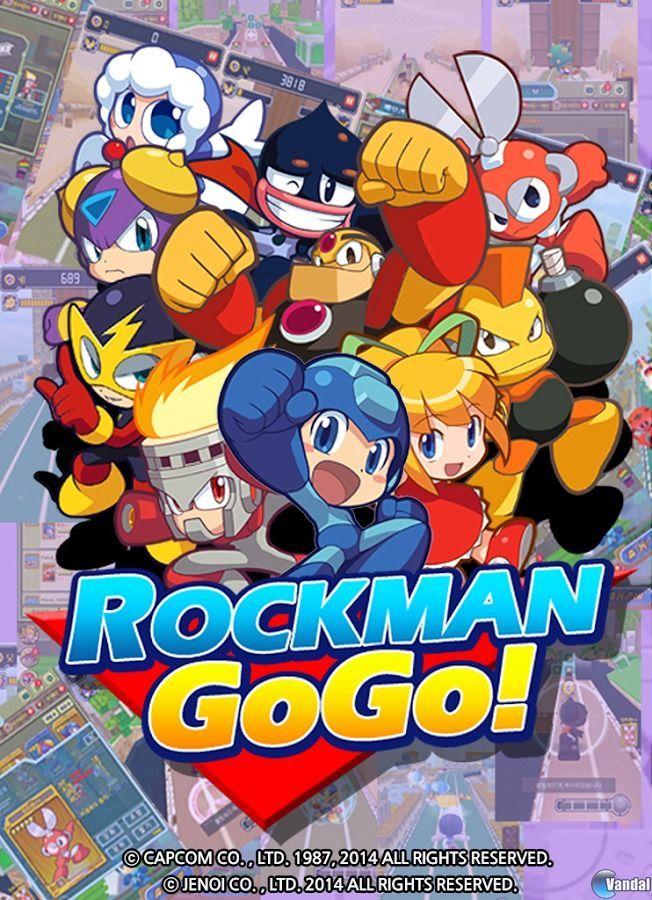 Megaman gogo toda la informaci n android vandal for Megaman 9 portada