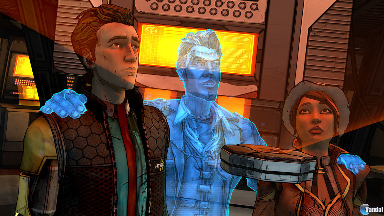 Imagen 8 de Tales from the Borderlands - Episode 2: Atlas Mugged para