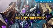Impresiones Transformers: Fall Of Cybertron
