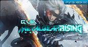 Gua Metal Gear Rising: Revengeance
