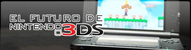 El futuro de Nintendo 3DS