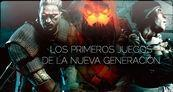 Especial Los primeros juegos de la nueva generacin