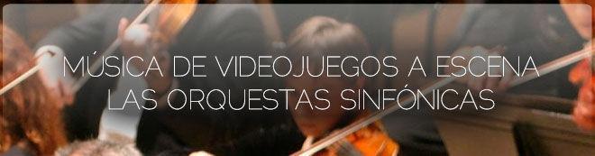 M�sica de videojuegos - Las orquestas sinf�nicas
